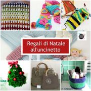 Regali di Natale all'uncinetto