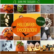 Decorazioni per Halloween fai da te