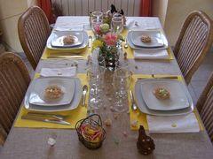 Come decorare la tavola di Pasqua: tante idee da copiare