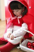Idee di carnevale: il costume da cappuccetto rosso fai da te di Antonella