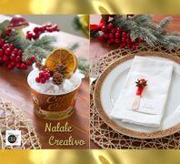 Tavola di Natale: 2 idee fai da te per rendere il Natale ancora più dolce!