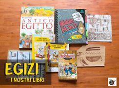 Libri sugli Egizi da leggere con i bambini