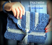 Come fare una pochette a uncinetto