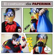 Come fare il costume da Paperinik