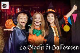 10 Giochi di Halloween in casa e all'aperto