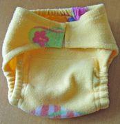 Tutorial mutandina in pile per i pannolini lavabili