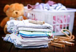 Torta di pannolini lavabili per festeggiare la nascita
