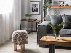 Come decorare casa con i materiali naturali