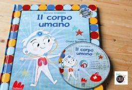 Libri illustrati per bambini: Il corpo umano