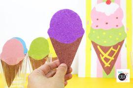 Giochi fai da te: la gelateria!