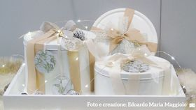 Le incantevoli decorazioni invernali di Edoardo Maria Maggiolo