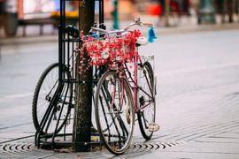 Idee per decorare la bicicletta