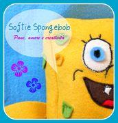 Cartamodello Spongebob in feltro