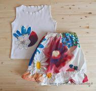 Come riciclare una maglietta e farne una canotta per bambina