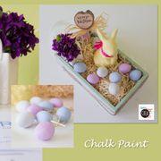 10 idee di Pasqua con le pitture Chalk Paint