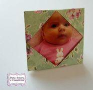 Una cornice origami per la festa della mamma: facciamola insieme!
