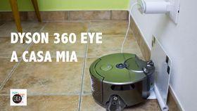 Ho provato il robot Dyson 360 eye