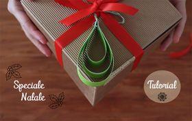 Speciale pacchetti di Natale: 8 video tutorial per decorare i tuoi regali!