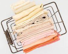 Cucire da sé i pannolini lavabili con i tessuti che abbiamo in casa