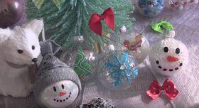 Come fare delle palline di Natale originali e creative