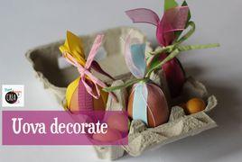 1000 modi per decorare le uova per Pasqua