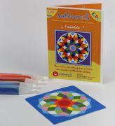 Mandala con la sabbia, per giocare insieme ai bambini