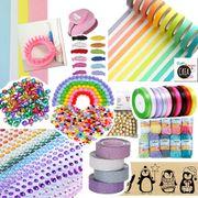Idee regalo per bambini creativi: una scatola piena di materiali!