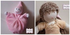 Le mie bambole fatte a mano
