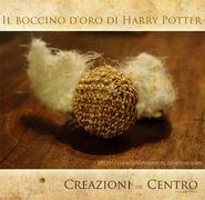 Tutorial: Il boccino d'oro a uncinetto di Harry Potter