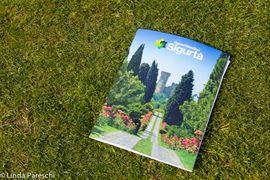 Parco Giardino Sigurtà 2018: prati, tulipani, laghetti e un labirinto a misura di famiglie