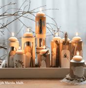 Il Presepe e le decorazioni da favola di Edoardo M. Maggiolo