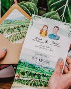 10 partecipazioni di nozze super creative