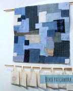 L'atelier della Tintura Naturale e il Boro patchwork ad Abilmente