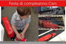 Festa di compleanno Cars